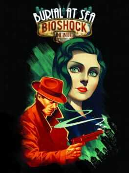 Bioshock Infinite: Burial at Sea Box Art