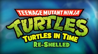 Teenage Mutant Ninja Turtles: Turtles in Time Reshelled Trophy List Banner