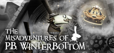 The Misadventures of P.B. Winterbottom Banner