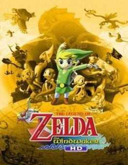 The Legend of Zelda: The Wind Waker HD Box Art