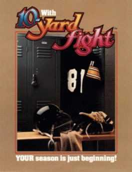 10-Yard Fight Box Art