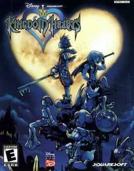 Kingdom Hearts Box Art