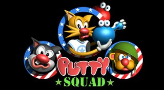 Putty Squad Trophy List Banner
