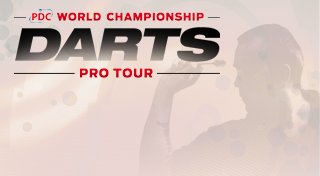 PDC World Championship Darts: Pro Tour Trophy List Banner