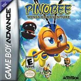 Pinobee: Wings of Adventure Box Art