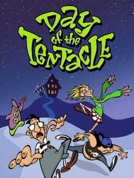 Day of the Tentacle Box Art