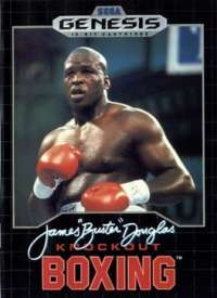James Buster Douglas Knock Out Boxing