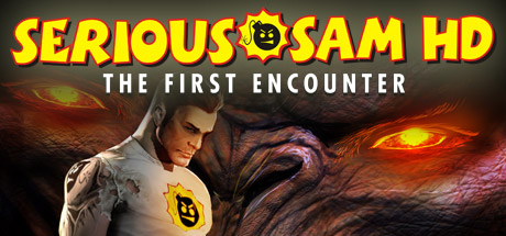 Serious Sam HD: The First Encounter Banner