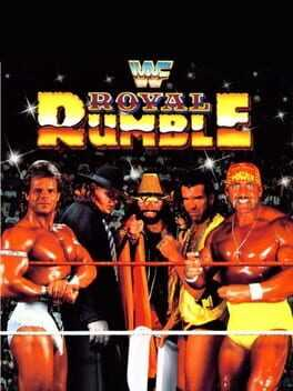 WWF Royal Rumble Box Art