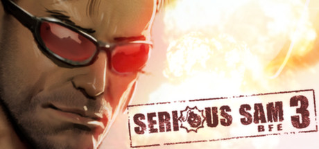 Serious Sam 3: BFE Banner
