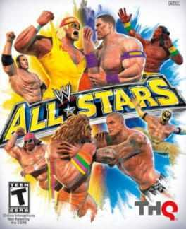 WWE All Stars Box Art