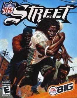 NFL Street Box Art