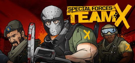 Special Forces: Team X Banner