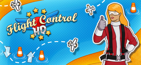 Flight Control HD Banner