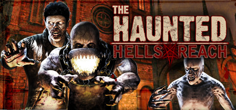 The Haunted: Hells Reach Banner