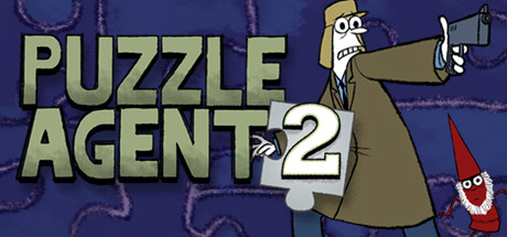 Puzzle Agent 2 Banner