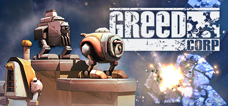 Greed Corp Banner