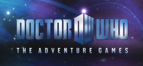 Doctor Who: The Adventure Games Banner