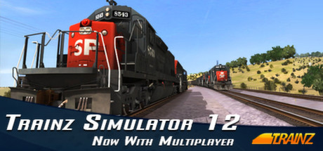 Trainz Simulator 12 Banner