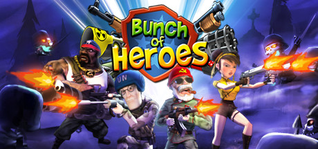 Bunch of Heroes Banner