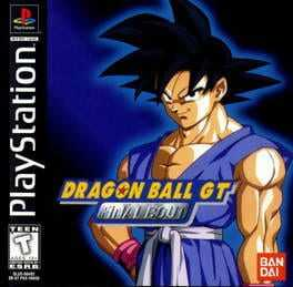 Dragon Ball GT: Final Bout Box Art