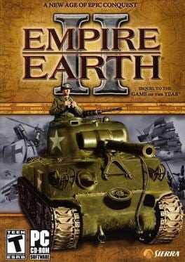 Empire Earth II Box Art