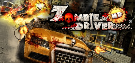 Zombie Driver HD Banner