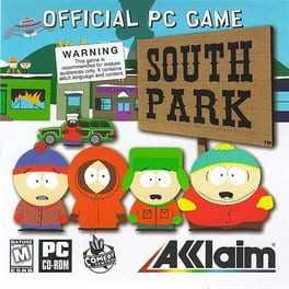 South Park Box Art