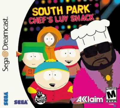 South Park: Chefs Luv Shack Box Art