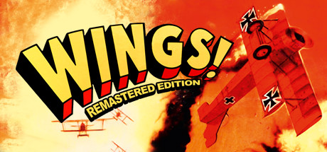 Wings! Remastered Edition Banner