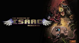 The Binding of Isaac: Rebirth Trophy List Banner