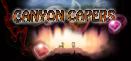 Canyon Capers Banner