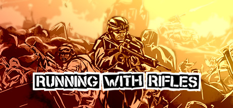 Running With Rifles Banner