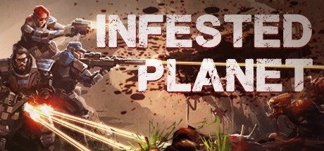 Infested Planet Banner