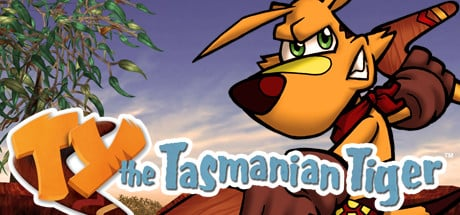 TY the tasmanian tiger Banner