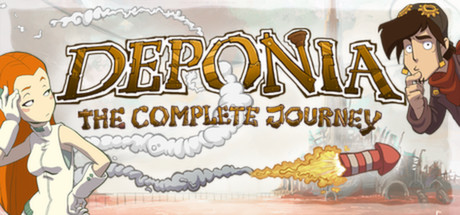 Deponia: The Complete Journey Banner