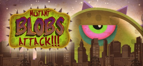 Tales from Space: Mutant Blobs Attack Banner