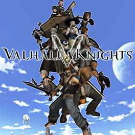 Valhalla Knights Box Art