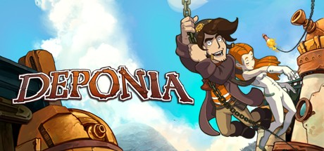 Deponia Banner