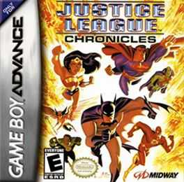 Justice League: Chronicles Box Art