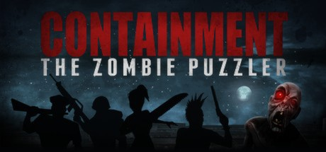 Containment: The Zombie Puzzler Banner
