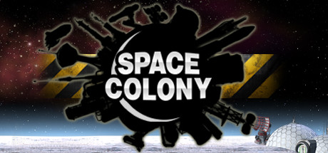 Space Colony Banner