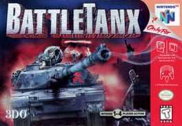 BattleTanx Box Art