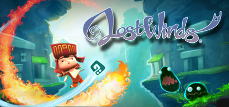 LostWinds Banner