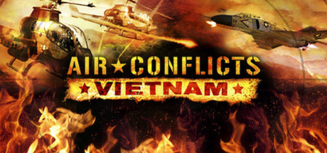 Air Conflicts: Vietnam Banner