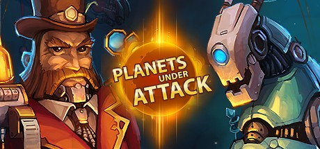 Planets Under Attack Banner