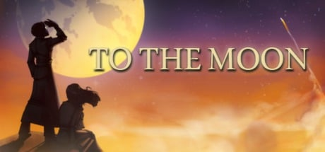 To The Moon Banner