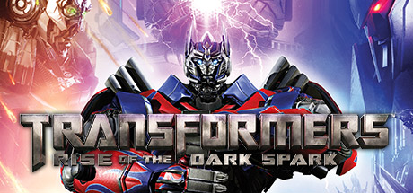 TRANSFORMERS: Rise of the Dark Spark Banner