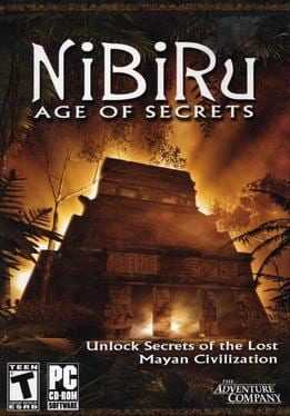 NIBIRU: Age of Secrets Box Art