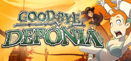 Goodbye Deponia Banner